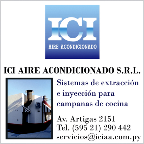 ICI Aire Acondicionado S.R.L.