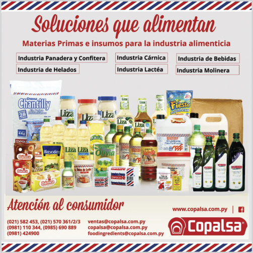 Copalsa Cía. Paraguaya de Levaduras S.A.